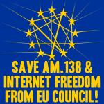 Save Freedom on the Internet from Sarkozy at the EU Council
