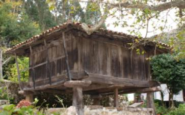 Hórreo de Cueves, Concejo de Ribadesella