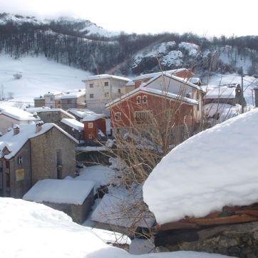 Bulnes, último pueblo de Picos de Europa