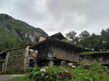 Hórreos, Arquitectura popular