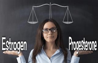 Estrogen dominance is not a medical term.