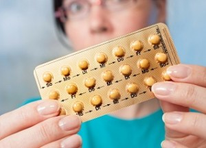 contraceptive pills have progestins
