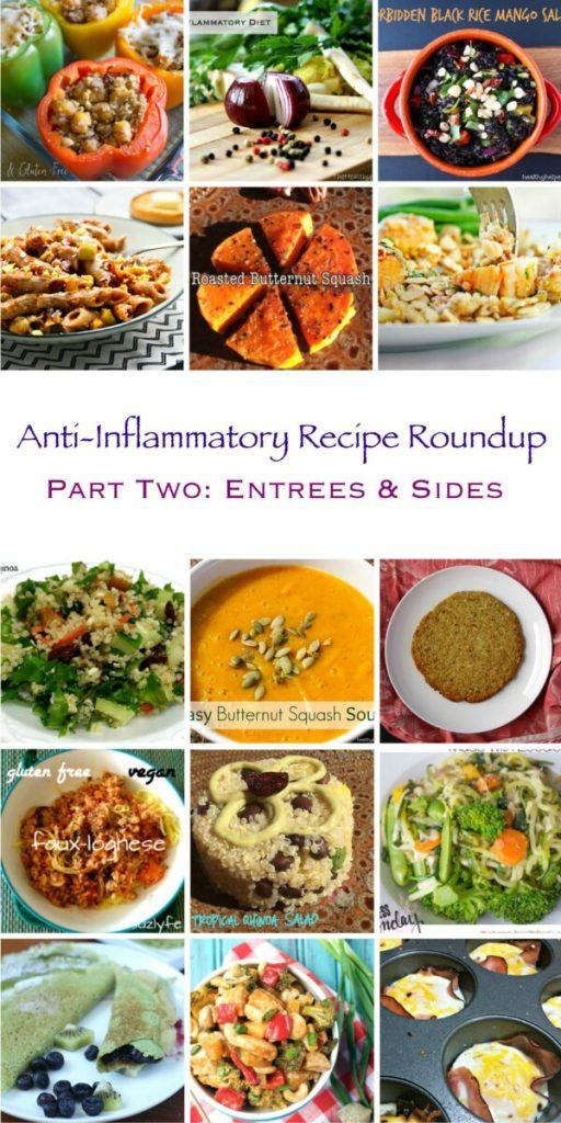 Anti-Inflammatory Recipe Roundup Part 2