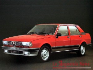 Alfa Romeo Giulietta (1977)