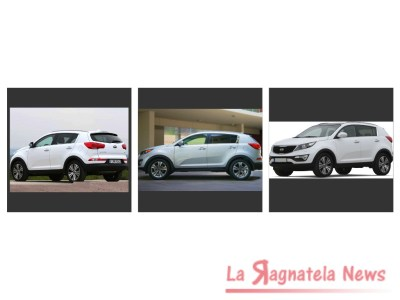 sportage old