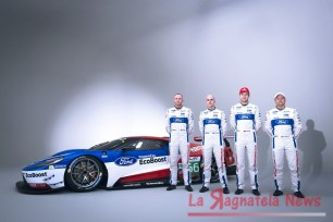Ford Gt Le Mans 2016