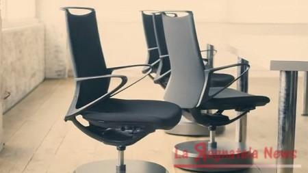 Sedia Ufficio Jeep : Nissan presenta la sedia da ufficio intelligente che si muove da