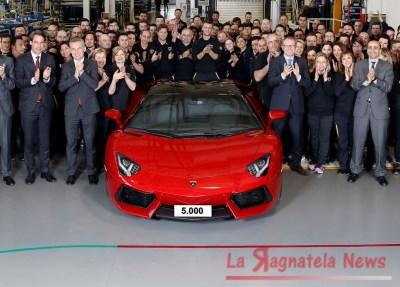 Lamborghini-Aventador-n.-5000