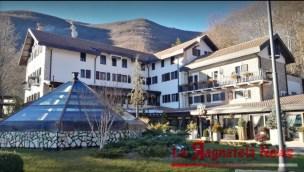 Hotel Rigopiano prima del terremoto