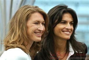 Che fine hanno fatto: Steffi Graf e Gabriela Sabatini
