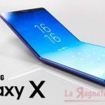 Samsung Galaxy X |  nuovi dettagli sul primo dispositivo pieghevole targato Samsung