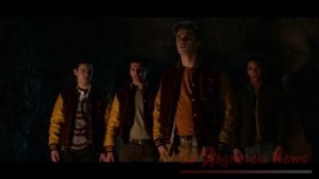 Alcuni ragazzi della Baxter High in un frame della serie