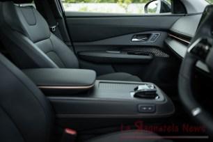 Nissan Aria interior image_outdoor background