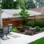 stone and concrete pavers