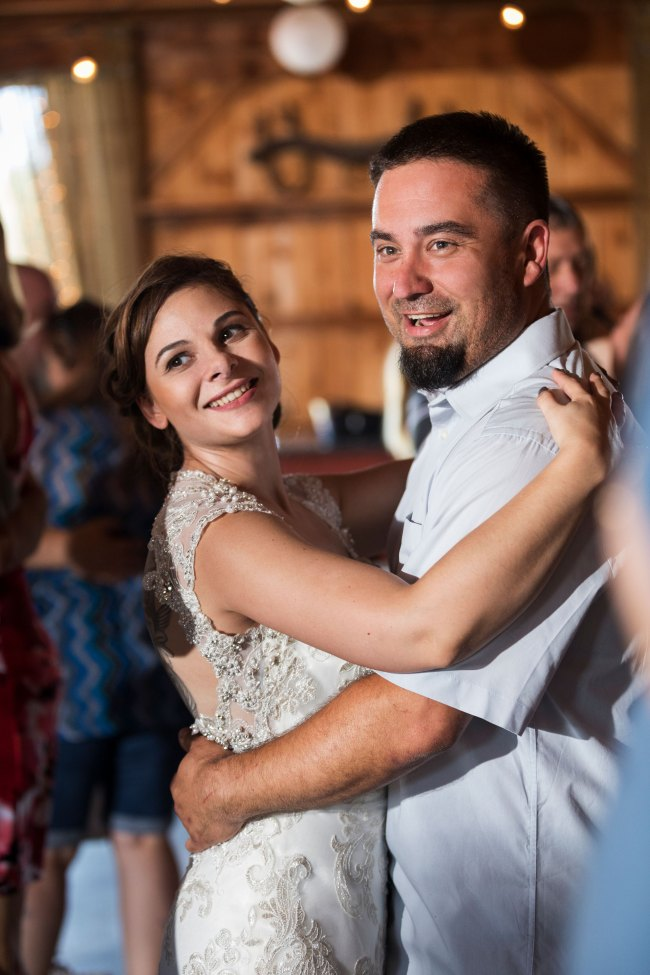 First dance at Bunnell Farm in Litchfield