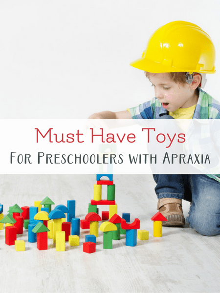 Speech Practice At Home For Preschoolers With Apraxia