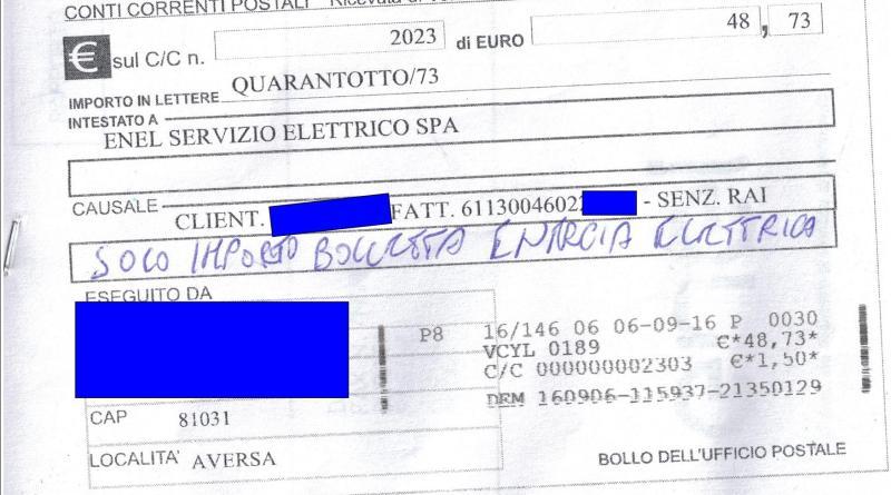 Canone rai archives - Cosa succede se non pago il canone rai ...
