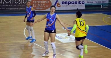 Volley Serie B1/F. Luvo Barattoli Arzano si arrende al cospetto del Cutrofiano