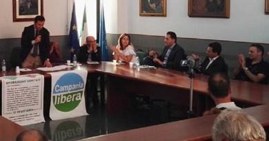 Casapulla. Allarme sicurezza, Campania libera presenta l'interrogazione