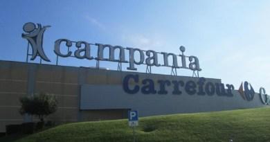 Georgiano rubava al Centro Campania
