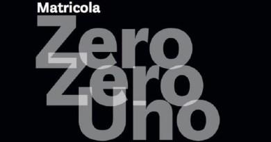 """Natale a Cesa. """"Matricola ZeroZeroUno"""", mercoledì la presentazione del libro di Nicola Graziano"""