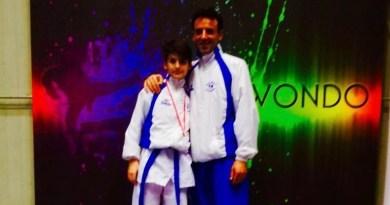 Arezzo. 'Tuscany Open Taekwondo': il giovane Caputo di Teverola conquista altra medaglia