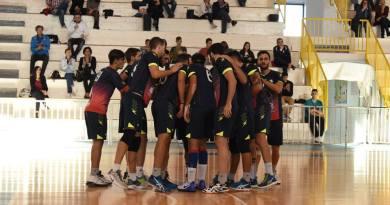 Volley Serie B/M. La Gis non gira! Il Leverano espugna Ottaviano