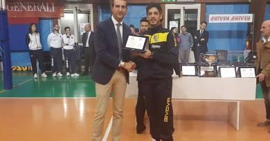 """Volley Serie B/M. Per la Romeo Normanna arriva Massa, capitan Gaetano: """"Squadra di elevata qualità"""""""