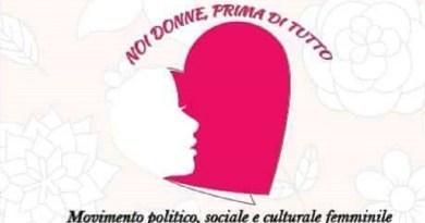 """Sant'Arpino. """"Noi Donne Prima di Tutto"""" organizza un evento in Piazza Umberto I"""