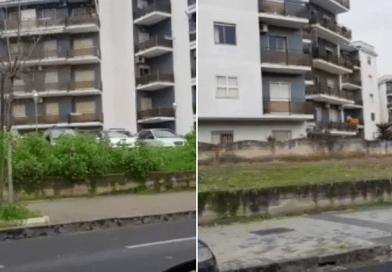 (VIDEO) Aversa. Ripulito tratto ex Alifana tra via di Jasi e via Da Vinci