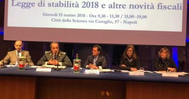 """Napoli. Commercialisti, Moretta: """"Quattro proposte per combattere evasione fiscale e burocrazia"""""""