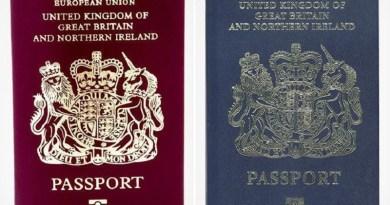 (VIDEO) Brexit, l'ultima beffa: nuovi passaporti saranno made in UE