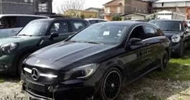 Riciclava auto rubate nell'Alto Casertano, imprenditore denunciato dalla Polizia