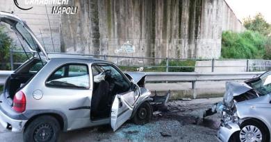 Carabiniere e vigilante travolti e uccisi da auto nel Napoletano