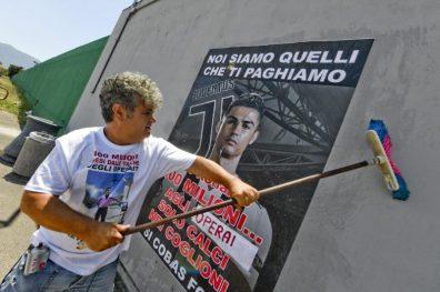 protesta ex operai fca cr7