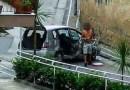 Aversa. Aggressione via Linguiti, donna salvata grazie intervento dei condomini del parco Pisciotta