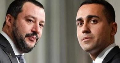 """Salvini e Di Maio: """"Non togliamo 80 euro e non aumentiamo Iva"""""""