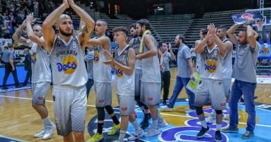 Basket Serie B. Decò Caserta corsara a Palestrina
