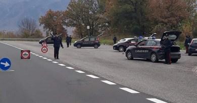Tre persone sorprese dai Carabinieri in possesso di stupefacenti