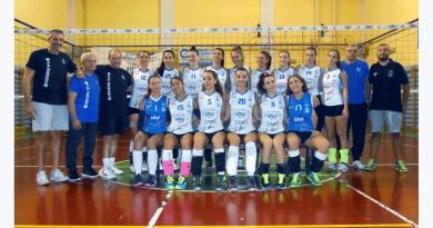 Volley Serie C/F. ALP Aversa, quarta sconfitta consecutiva per le normanne