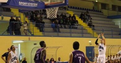 Basket Serie C. Gli Eagles Cava battono Portici e volano al terzo posto in classifica