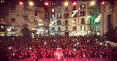 (FOTO) Napoli. Rione Sanità, folla per la Notte Bianca