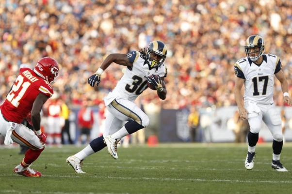 HB #30 Todd Gurley (photo credit: www.therams.com)