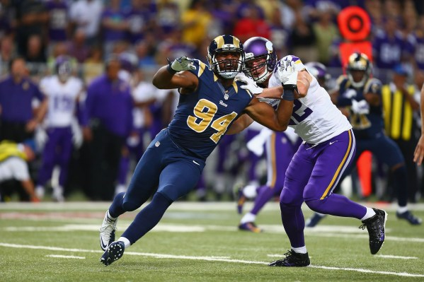 RE #94 Robert Quinn (Photo credit: Dilip Vishwanat / Getty Images)