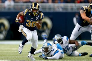 HB #30 Todd Gurley photo credit: Getty Images