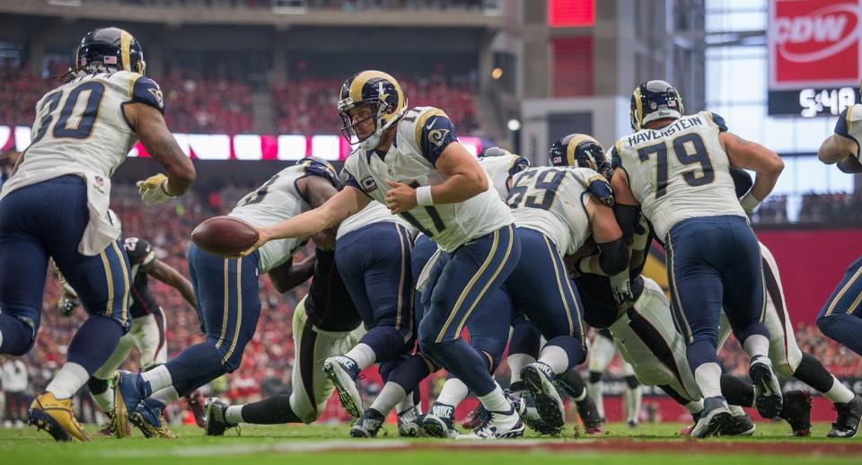 Preview Week 5: Rams vs. Bills