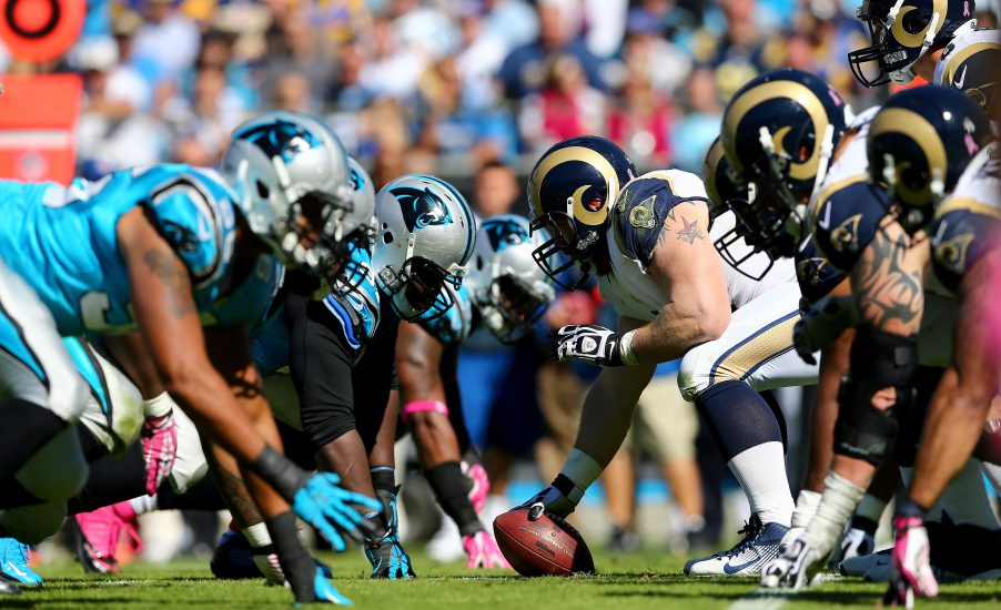 Preview Week 9: Rams vs. Panthers