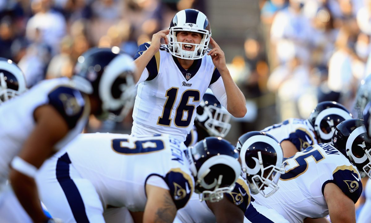 Preseason Week 2: Rams @ Raiders