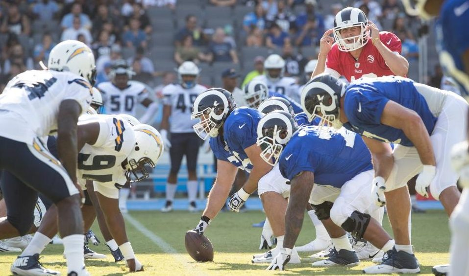 Preseason Week 3: Rams vs. Chargers