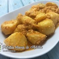 Patatas bravas de Melilla